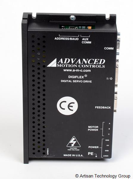 Advanced Motion Controls DPRALTE-060B080A Panel Mount Drive