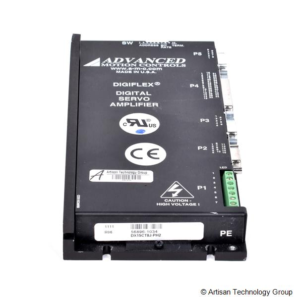 Advanced Motion Controls DX15CT8J-PH2 Digiflex Digital Servo Drive