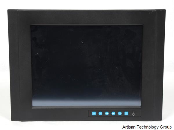 Advantech FPM-3150TVE-T Industrial Flat Panel Monitor with Direct-VGA Port