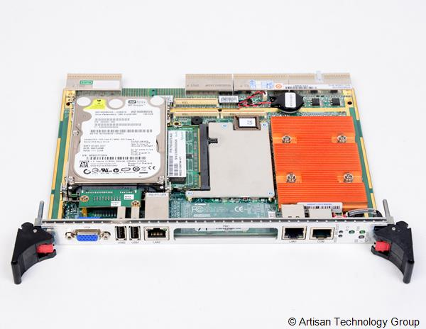 Advantech MIC-3392A-M1E CompactPCI Intel Core 2 Duo Processor Board