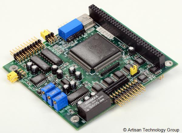 Advantech PCM-3718 Series PC/104 12-Bit DAS Module with Programmable Gain