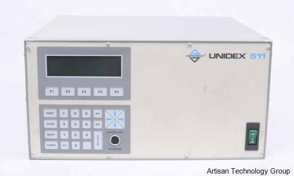 Aerotech Unidex U511S-A-30-40 Multi-Axis Motion Controller