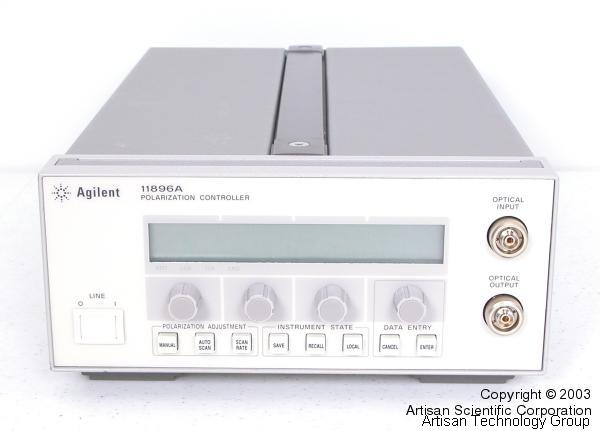 Keysight / Agilent 11896A Polarization Controller