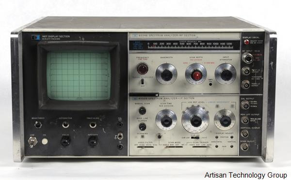 Keysight / Agilent 140T Spectrum Analyzer Mainframe