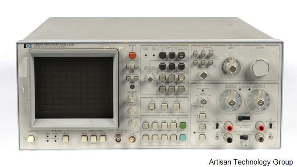 Keysight / Agilent 3582A Spectrum Analyzer