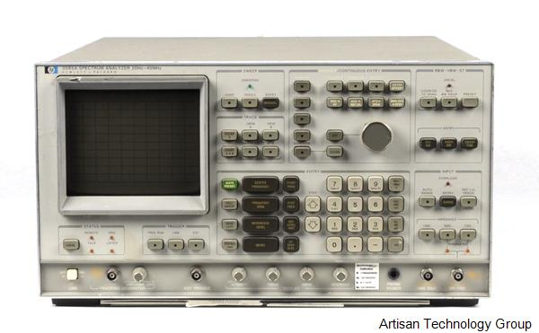 Keysight / Agilent 3585A Spectrum Analyzer