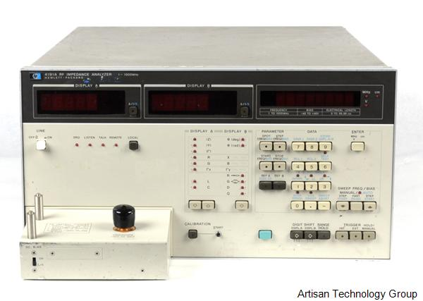 Keysight / Agilent 4191A RF Impedance Analyzer