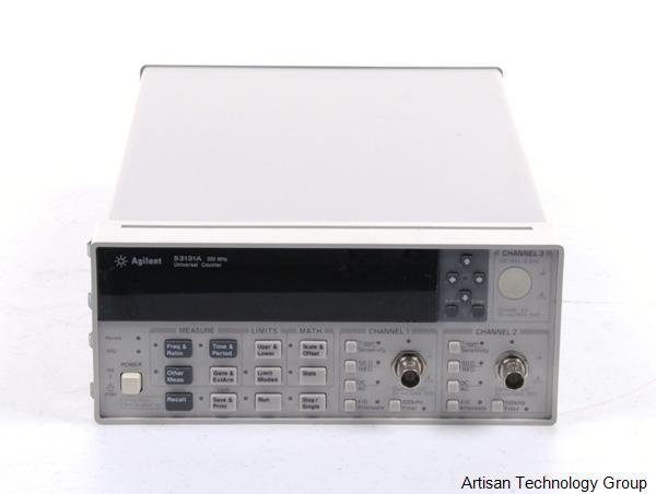 keysight agilent 53131a in stock we buy sell repair price quote rh artisantg com