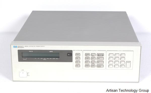 Keysight / Agilent 6625A Dual Precision Output Power Supply