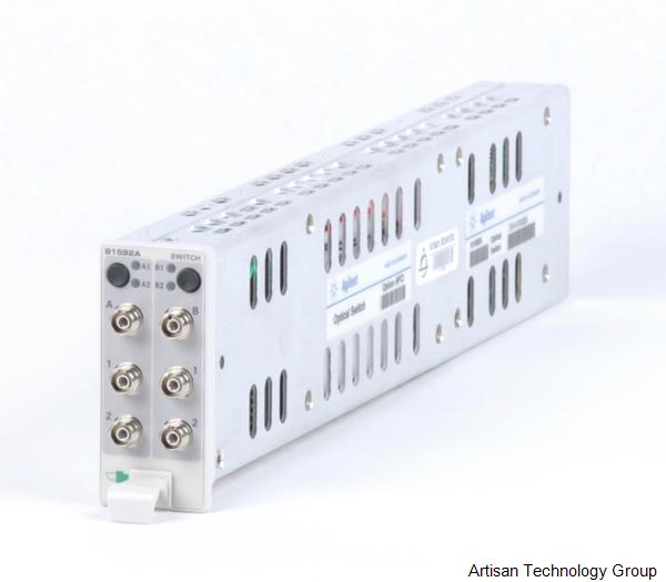 Keysight / Agilent 81592A Modular Optical Switch