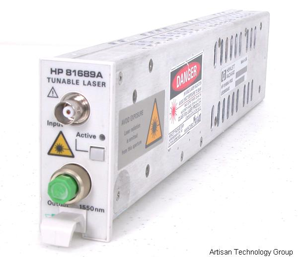 Keysight / Agilent 81689A Compact Tunable Laser Option 022