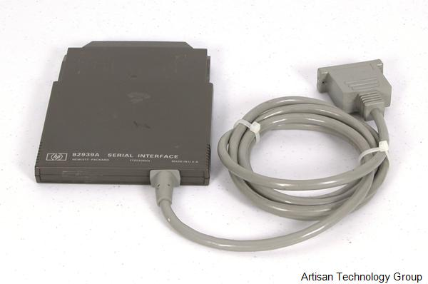 Keysight / Agilent 82939A Series 80 Serial Interface
