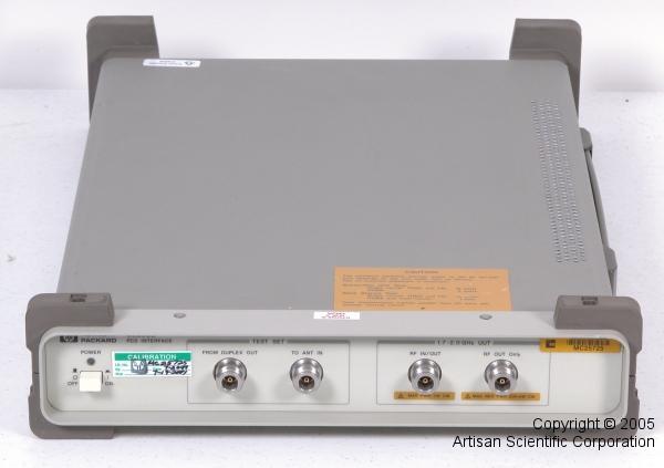 Keysight / Agilent 83236B PCS Interface