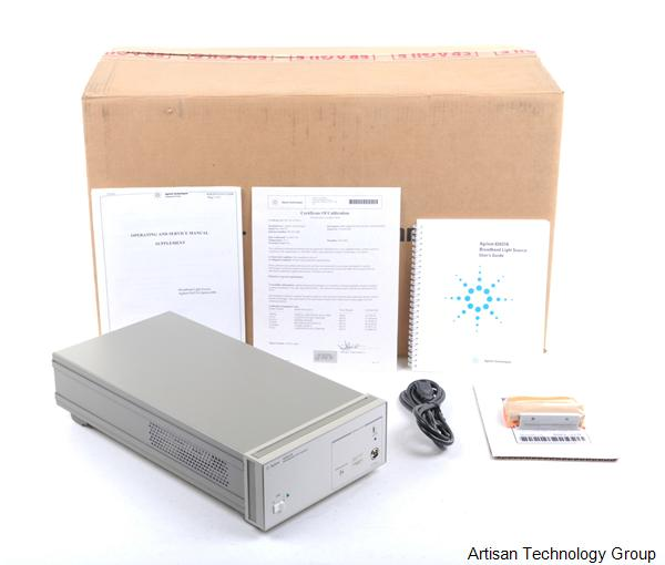 Keysight / Agilent 83437A Broadband Light Source - Options 705, 001, 022, H98