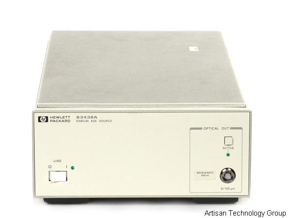 Keysight / Agilent 83438A Erbium ASE Source