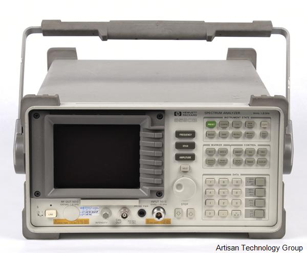 Keysight / Agilent 8590B 1.8 GHz Spectrum Analyzer
