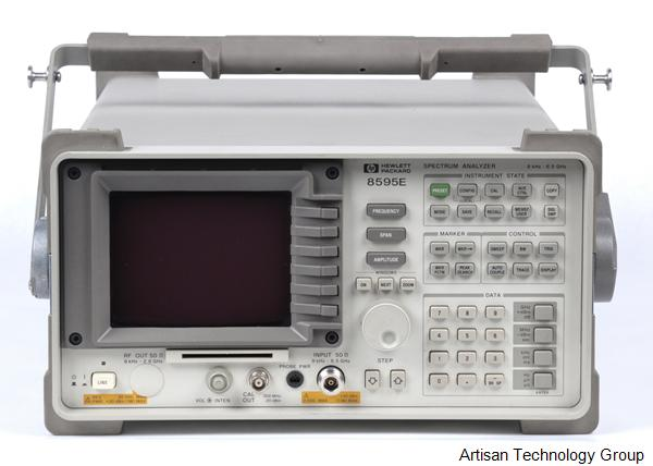 Keysight / Agilent 8595E Spectrum Analyzer