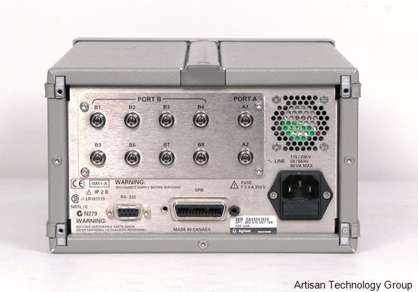 Keysight / Agilent 86060C 2x8 Lightwave Switch