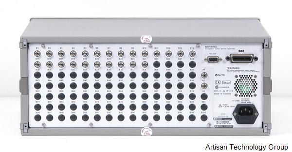 Keysight / Agilent 86062C 2x24 Lightwave Optical Switch