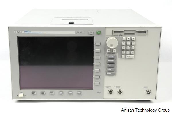 Keysight / Agilent 86082A Wavelength Domain Component Analyzer