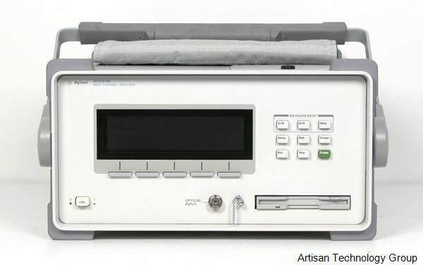 Keysight / Agilent 86121A WDM Channel Analyzer