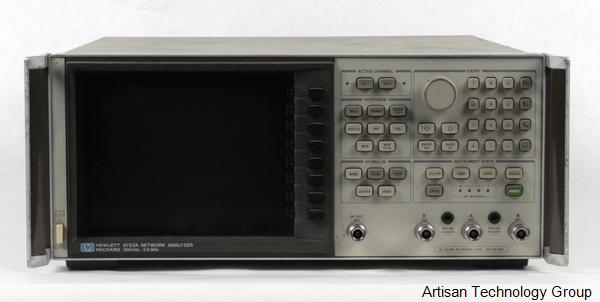 Keysight / Agilent 8753A Network Analyzer