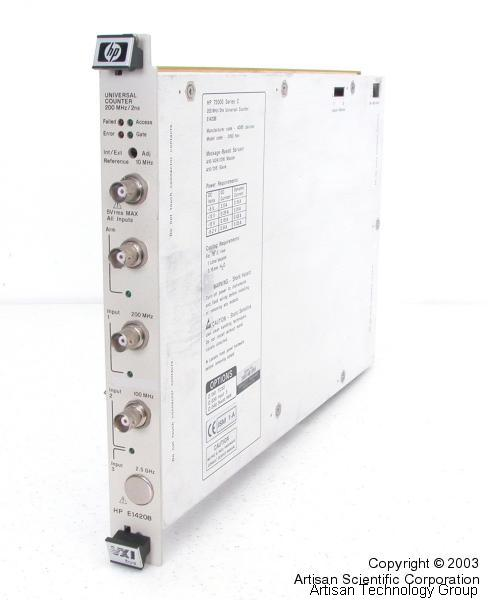 Keysight / Agilent E1420B High-Performance Universal Counter (Base Configuration)