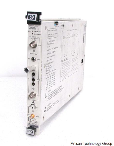 Agilent / HP E1679A SONET / SDH Timing Reference Module
