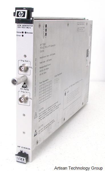 Keysight / Agilent E1693A 155 / 622 Mb/s ATM Generator