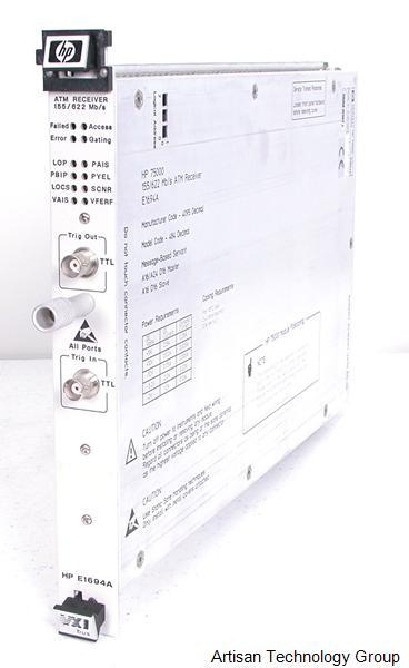 Keysight / Agilent E1694A 155/622 Mb/s ATM Receiver Module