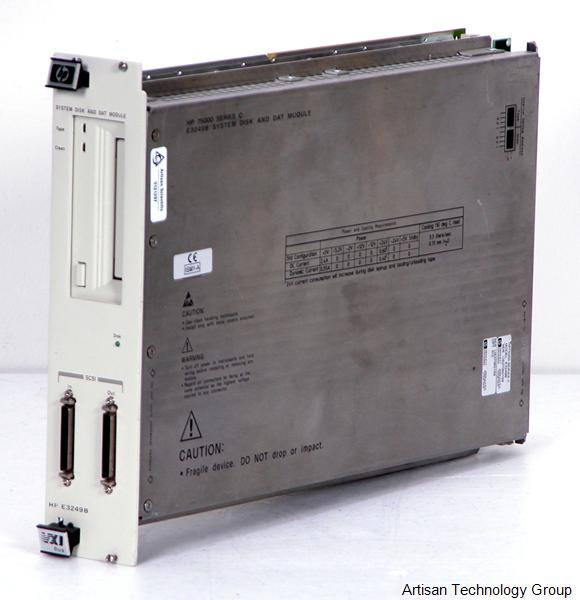 Keysight / Agilent E3249B VXI SCSI System Disk with DAT Drive