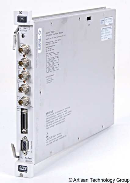 Keysight / Agilent E5035A Spinstand Interface Module