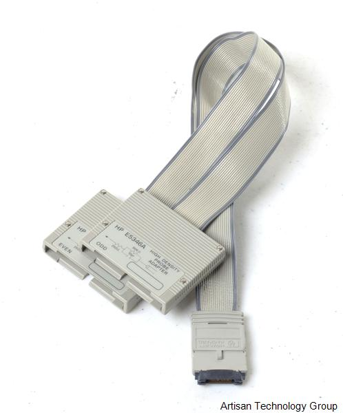 Keysight / Agilent E5346A 34-Channel Single-Ended Mictor Connector Probe