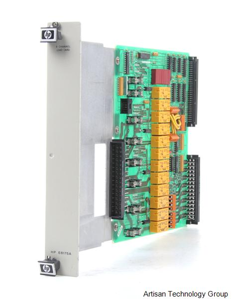Keysight / Agilent E6175A 8-Channel Load Card