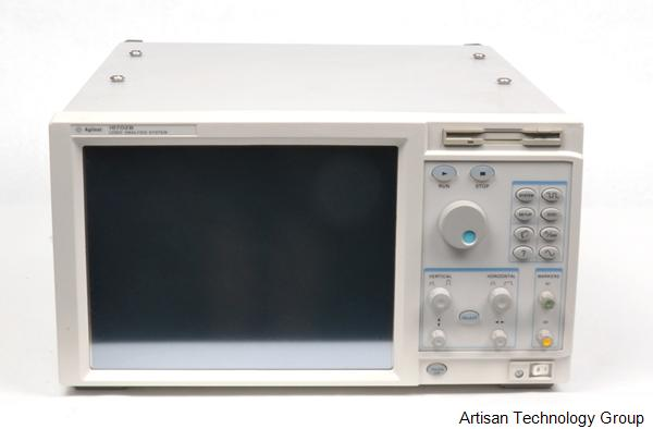 Keysight / Agilent 16702B Logic Analyzer Mainframe