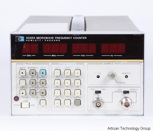 Keysight / Agilent 5342A Microwave Frequency Counter
