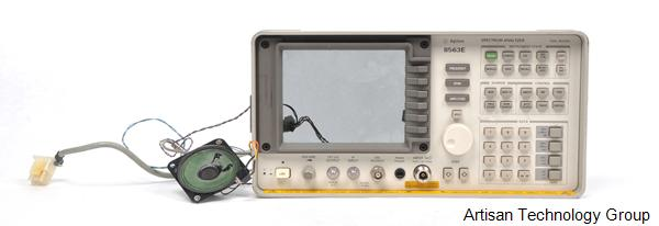 Keysight / Agilent 8563E Portable Spectrum Analyzer