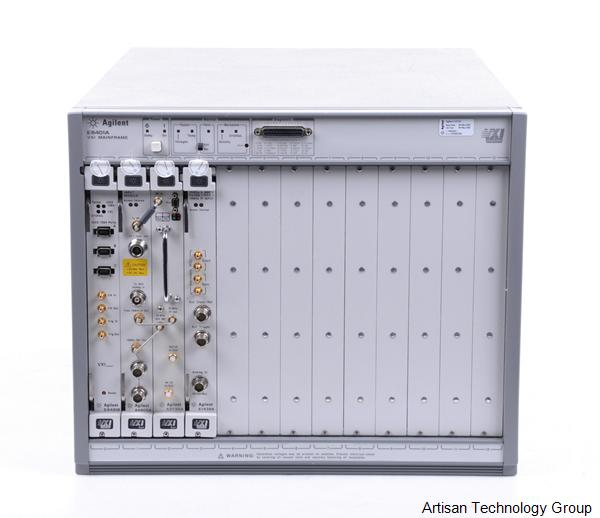 Keysight / Agilent 89640A 2.7 GHz Vector Signal Analyzer