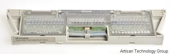 Agilent / HP E1343A 16-Channel GP High-Voltage Relay Multiplexer