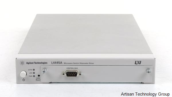Keysight / Agilent L4445A Microwave Switch/Attenuator Driver