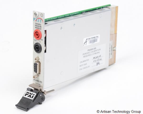 Agilent / PXIT PX2000-305 Laser Source / Measure Module