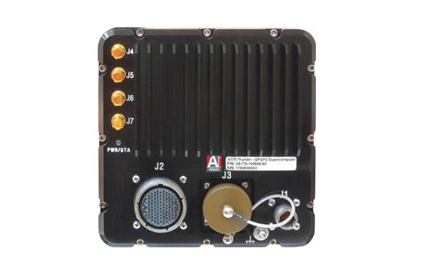 Aitech Defense Systems A178 Thunder GPGPU Fanless SFF Supercomputer