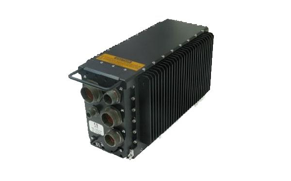 Aitech Defense Systems E108 1/2 ATR Short VME Enclosure