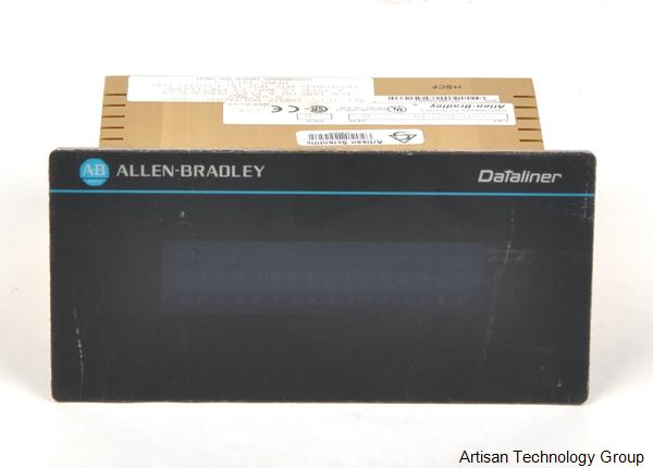 Rockwell / Allen-Bradley 2706-D21J8 Dataliner DL5 Message Display