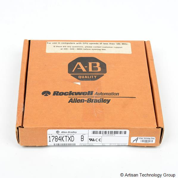 Rockwell / Allen-Bradley 1784-KTXD / 1784-KTXD/B Communication Interface Card