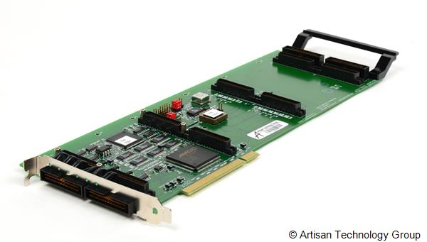 Alphi Technology PCI-4SIP 3U Slave Dual Industry Pack Carrier PCI Module