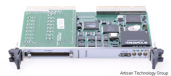Alphi Technology cPCI-AD320 High Performance 32-Channel Data Acquisition Module