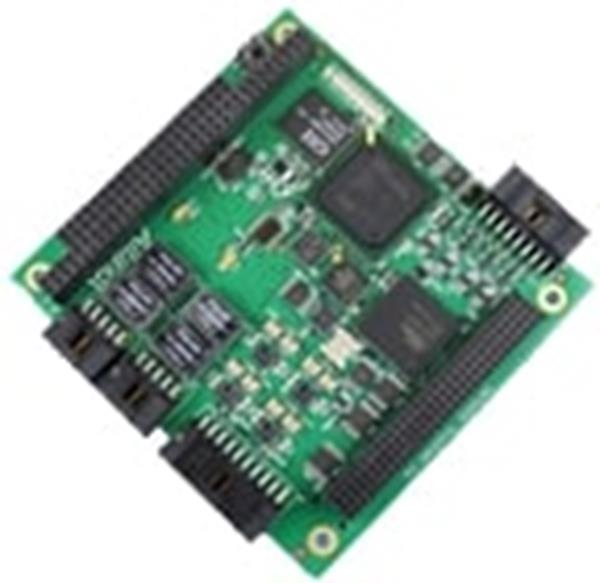 Alta Data Technologies PC104P-MA4-1F8 PC-104 Plus Multi-Channel, Multi-Protocol 1553 and ARINC Interface Module