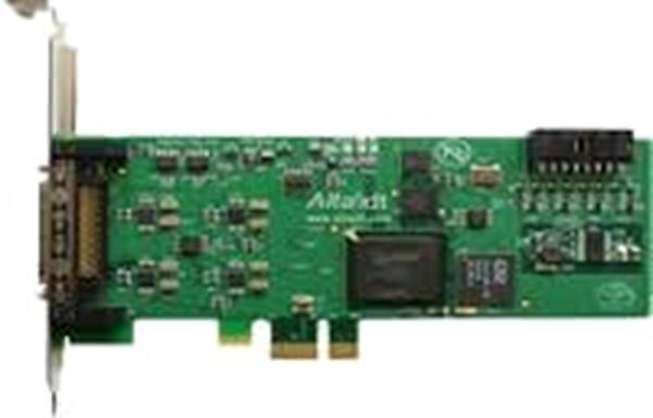 Alta Data Technologies PCIE1L-A429-8 High Density ARINC Interface for One Lane, Low Profile PCI Express Module