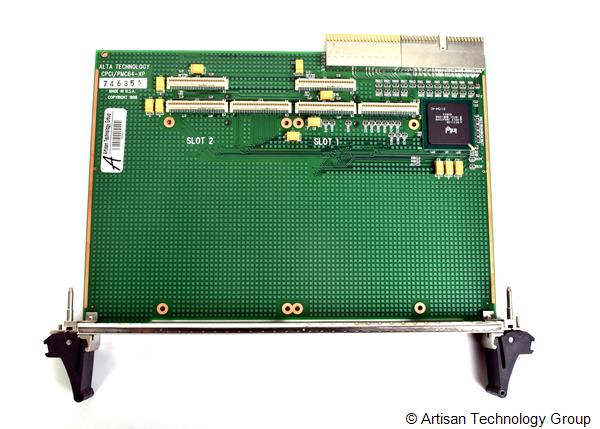 Alta Technology CPCI/PMC64 Series Dual PMC Carrier Board